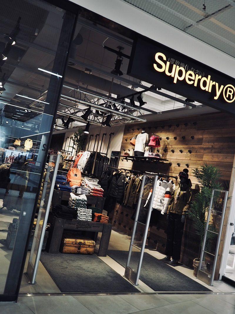 SUPERDRY TAMPERE