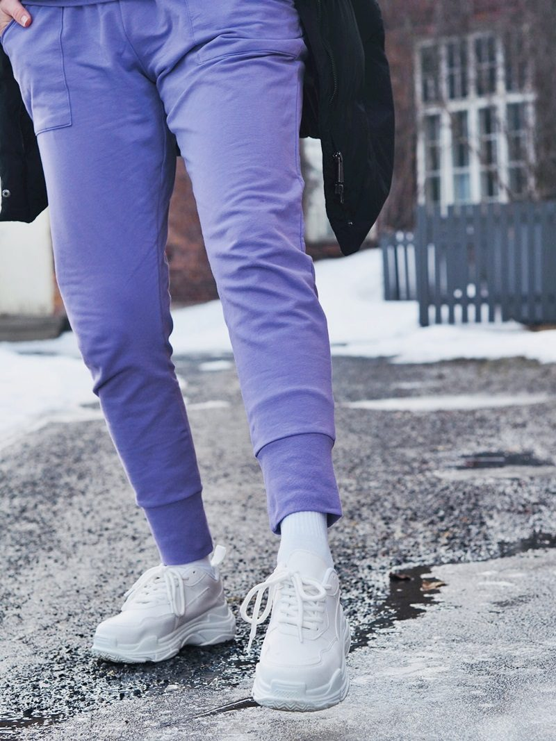 nosh lilat housut